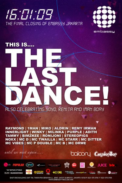 The Last Dance Flyers.